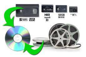 Video Cassettes to DVD Conversation